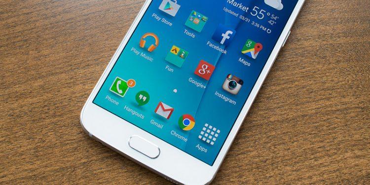 Memunculkan Menu Pada Samsung Galaxy J3 Pro
