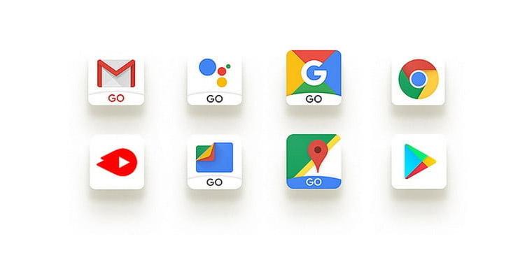 Aplikasi Android GO