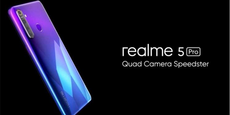 Compare Realme 5 vs Realme 5 Pro