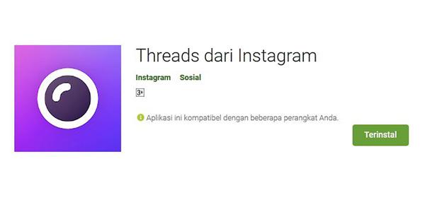 Instagram Luncurkan Aplikasi Kamera Bernama Stories Therads