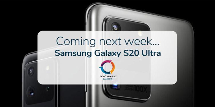 Kamera Samsung S20 Ultra Mulai Diuji DoXMark