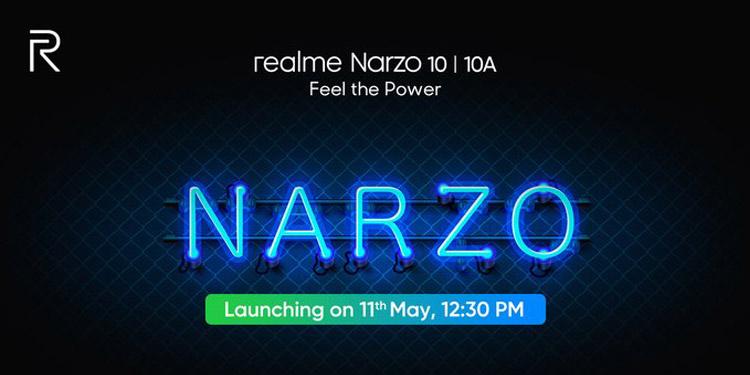 Realme Narzo 10 Akan Memulai Debut Pada 11 Mei Nanti