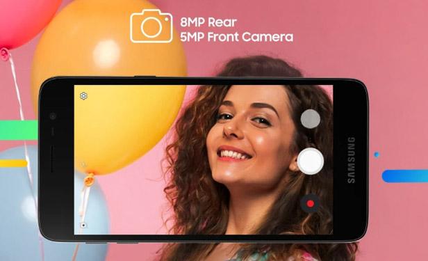 Kamera Samsung J2 Core 2020