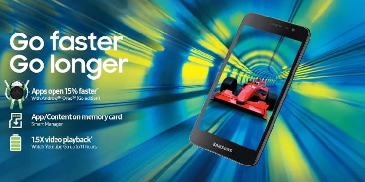 Samsung Luncurkan Galaxy J2 Core (2020) Untuk Pasar Ponsel Entry Level