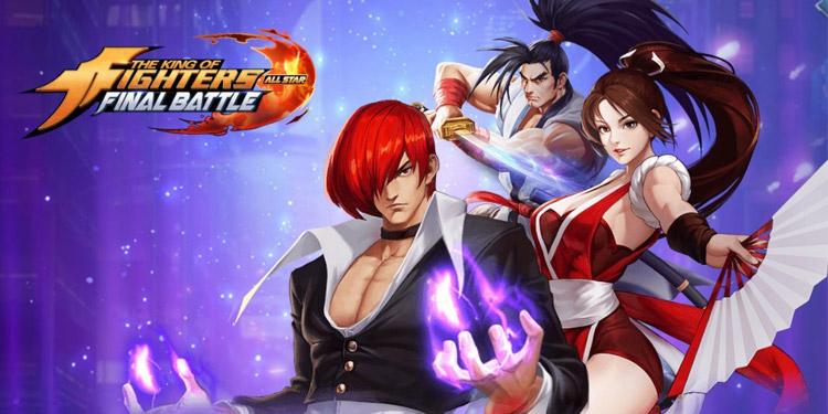 King of Fighters ALLStar Sudah Tersedia Gratis di Google Play