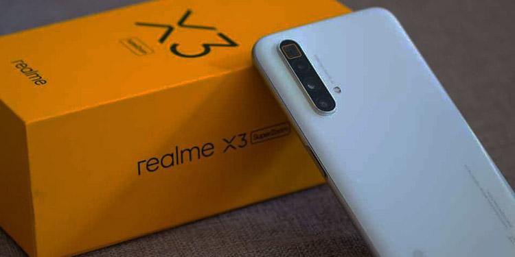 Realme X3 Muncul di GeekBench, Bawa RAM 12GB dan SD865
