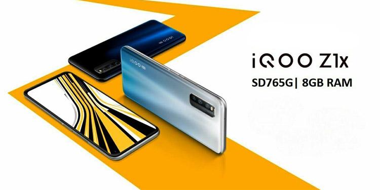 Bocoran Terbaru Spesifikasi iQOO Z1x Kembali Terungkap