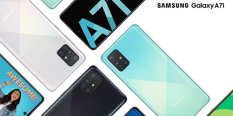 Samsung Rilis Sejumlah Pembaruan Untuk Galaxy A51 dan Galaxy A71