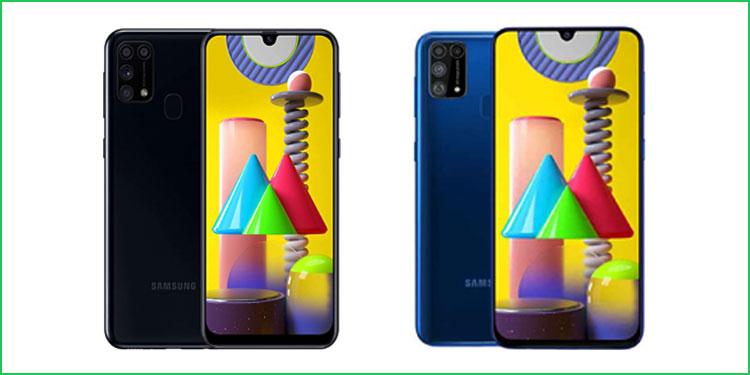 Samsung Galaxy M31s Segera Meluncur, Bawa Baterai Ukuran 6.000 mAh