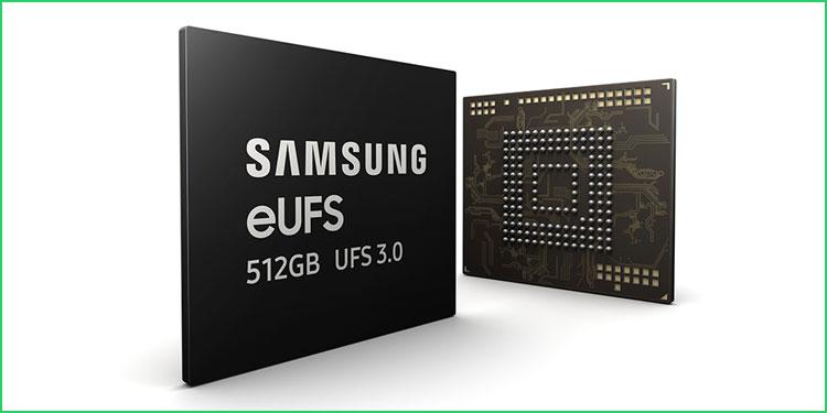 Teknologi Penyimpanan UFS 3.0 Samsung