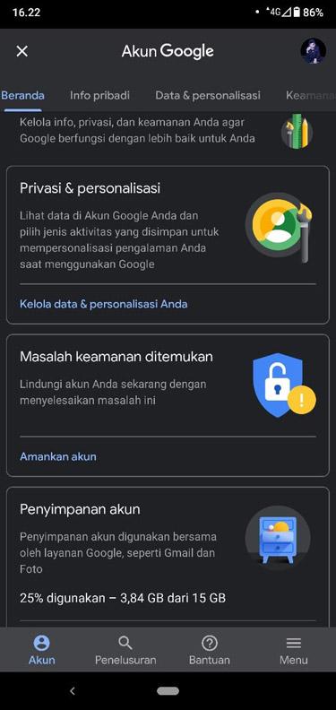 Google otp