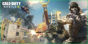 Update Call of Duty Mobile : 4 Area Baru, 1 Peta Baru, & 15 Senjata Baru