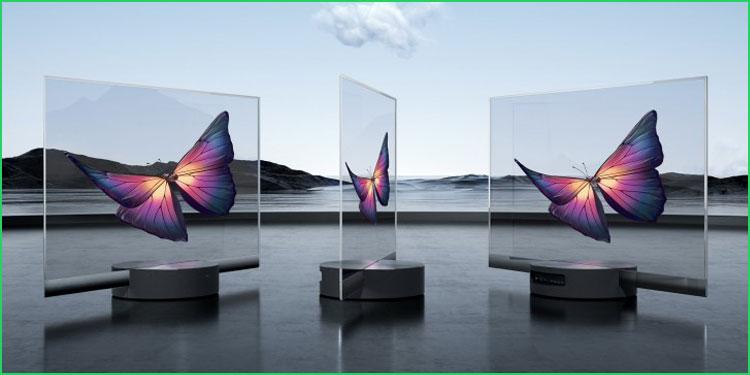 Mi TV LUX OLED Transparent Edition, TV Transparan Murah Dari Xiaomi
