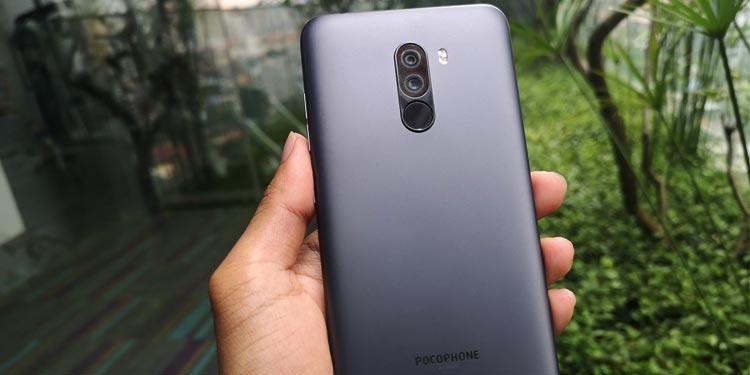 Horee, Akhirnya Xiaomi POCO F1 Mendapat Update MIUI 12