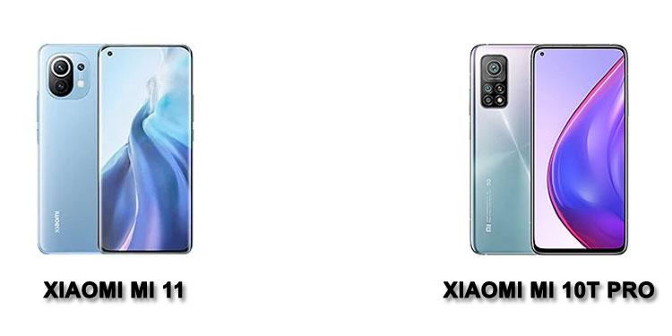 Bandingkan Xiaomi Mi 10T Pro vs Mi 11, Mana Yang Paling Layak Dibeli?