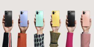 Xiaomi Resmi Rilis Mi 11 Lite, Ponsel Pertama Dengan SD780G