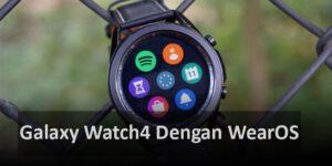 Tinggalkan Tizen, Smasung Galaxy Watch4 Series Bakal Pakai Wear OS