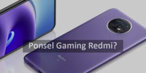 Ponsel Gaming Redmi Dengan Dimensity 1200 Segera Meluncur