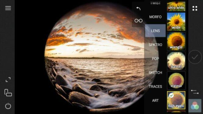 Aplikasi Cameringo Filter